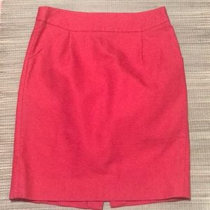J.Crew The Pencil Skirt -M106